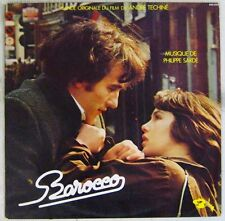 Barocco 33 tours Philippe Sarde Depardieu Adjani Techiné 1976