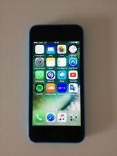 APPLE iPHONE 5C 8GB Color Light Blue (Azzurro) pari al NUOVO!