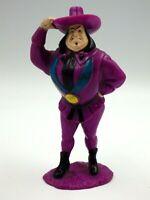 FIGURINE vintage figure Governor Ratcliffe DISNEY 10cm Pocahontas