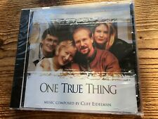 ONE TRUE THING (Cliff Eidelman) OOP 1998 Varese Soundtrack Score OST CD SEALED