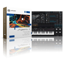 Arturia Pigments 3 Polychrome Software Synthesizer For Windows