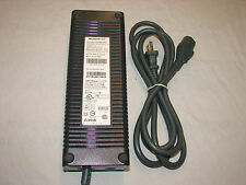 Official Microsoft XBOX 360 -175 Watt 175W Power Supply +Wall Cord