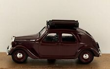 Brumm Lancia Aprilia in red - Methane version 1939-48 R59 Excellent & Boxed