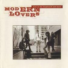 "Jonathan Richman & Modern Lovers ""Live at the Longbranch"" CD (1972-73)"