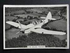 No.6 THE MILES TRAINER MONO + 700 H.P. ROLLS ROYCE RP Flying - Pattreiouex 1938