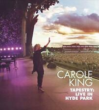 Carole King - Tapestry: Live In Hyde Park (Cd/Dvd)