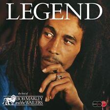 Bob Marley and The Wailers - Legend 2cd DVD 0600753016404 CD