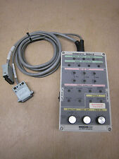 AEG Modicon iCC 110-120 Diagnostic Module Servo Drive Tester Used Free Shipping