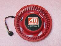 75mm ATI HD 4870 4890 5450 5650 5850 5870 5970 6950 Video Card Fan 12V 0.8A R79a