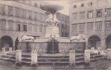 EMPOLI: Piazza Farinata degli Uberti - La Fontana   1916