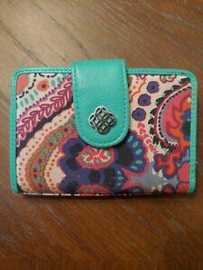 croft barrow wallet