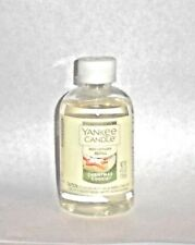 Yankee Candle CHRISTMAS COOKIE Fragrance Reed Diffuser Refill Oil 4 oz FREE SHIP