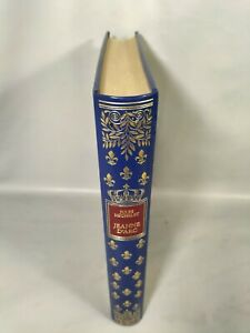 LIVRE Proces de Jeanne d'Arc J MICHELET editions Famot Cremille Geneve 1986 C4