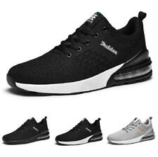 Mens CasualLeisure Sneakers Shoes Breathable Outdoor Sport Running Gym Flyknit