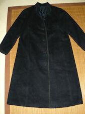 BOGNER Schurwoll Mohair Mantel Damen 44 klassich A-Linie grau Damen Winter #48