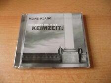 CD Keimzeit - Das Beste bis Jetzt - Kling Klang - 19 Songs