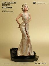 1/4 Scale Blitzway Blondes Marilyn Monroe Female Collectible Figure Statue Model