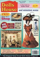 More details for vintage dolls house and miniature scene magazine issue 49 july 1998