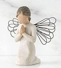 Demdaco Willow Tree Angel Of Prayer by Susan Lordi Retired 2002