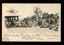 West Africa France Senegal THIESS Market 1904 u/b PPC