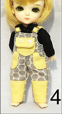 Lati Yellow Doll Outfit Colorful Print Pants (yellow)