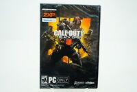 Call of Duty Black Ops 4 2xp Walmart Exclusive: PC [Brand New]