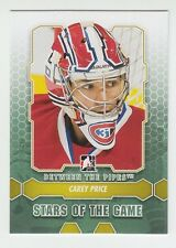 (56868) 2012-13 ITG BETWEEN THE PIPES CAREY PRICE #83 (LOT of 7)