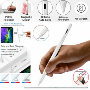 Stylus Pen for Apple 2nd Gen Pencil for 2018-2020 iPad Air Pro Palm Rejection