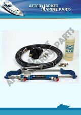 MaviMare Hydraulic Outboard Steering System Kit up to 80hp