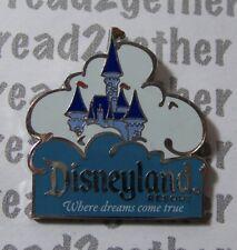 Disney Pin DLR Costco Reisen wo Träume wahr teal Logo