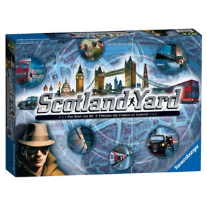 Ravensburger New Scotland Yard Board Game NEW