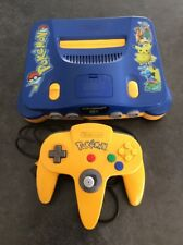 *AUS SELLER* Nintendo 64 Pokemon Console With Controller N64
