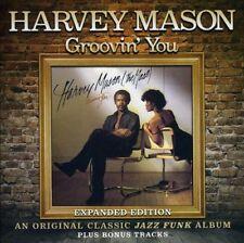 Harvey Mason - Groovin You  Expanded Edition [CD]