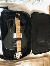 Snap Dragon Traxe Noir Travel Guitar Foldable - Carry On Flights