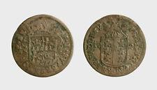 s529_82) Wallis Swiss VALAIS Sitten Batzen 1721 FRANZ JOSEPH SUPERSAXO