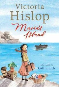 Maria's Island (Hardback Book)