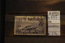 FRANCOBOLLI ITALIA REPUBBLICA USATI N. 617 (A11021)