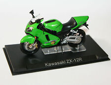 IXO - KAWASAKI ZX-12R - Motorcycle Model Scale 1:24