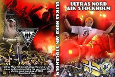 DVD  ULTRAS NORD AIK STOCKHOLM 2004