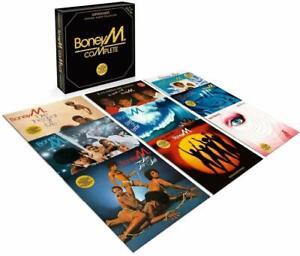 "Boney M. - The complete Original Album Collection - 9 x 12"" Vinyl LP Boxset"