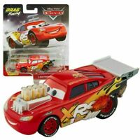 Disney Pixar Diecast CARS XRS Drag Racing Moving Pistons Lightning McQueen GFV34