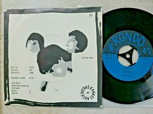 "Wat Nu – Skandal / Stereo Von Rondo  7"" Vinyl single NDW Rondo FIT 9 excellent"