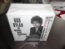 BOB DYLAN ORIGINAL MONO RECORDINGS - very rare Japanese edition with the Claudia