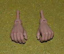 DRAGON IN DREAMS DID 1/6 WW II MODERN US GERMAN BRITISH FISTED/GRIPPING HANDS
