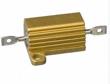 Dale RH series wirewound resistor, 10 kOhms, 10 watt, 1%