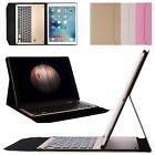 para iPad Air2 9.7inch Aluminio Teclado Bluetooth Impermeable Funda De Piel