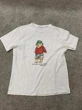 Vintage 90s Polo Sport By Ralph Lauren Polo Bear T-Shirt
