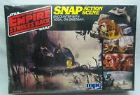 1981 STAR WARS The Empire Strikes Back DAGOBAH YODA SNAP ACTION MODEL TOY NEW
