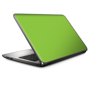 Laptop Skin Wrap Universal for 13 inch - Lime Green