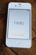Apple iPhone 4s - 8GB - White (Verizon) Smartphone